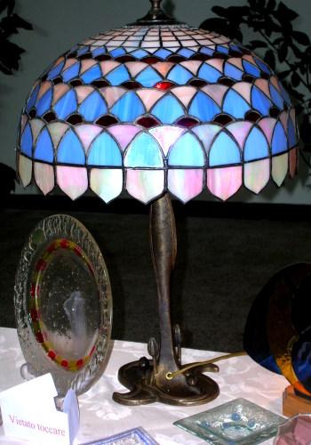 Complementi d'arredo lampade e lampadari tiffany oggetti in vetro ...