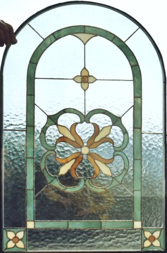 Vetrate artistiche per arredamento vetri arredo vetrate - Vetri colorati per finestre ...