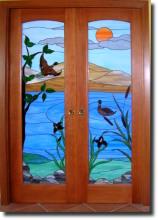 Vetrate artistiche vetrate sacre complementi d 39 arredo for Porte in vetro per cappelle cimiteriali